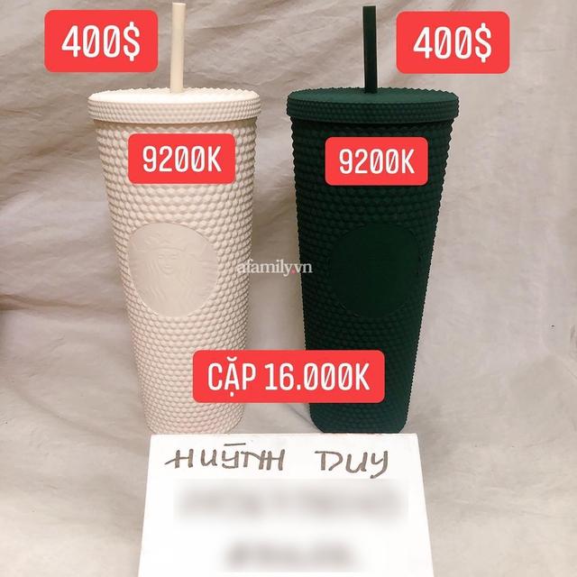 Ngã ngửa vì hiện tượng đầu cơ ly Starbucks, giá tăng chóng mặt một cách khó hiểu đến mức mua 1 triệu - bán lại tận 20 TRIỆU cho 2 CHIẾC LY BẰNG NHỰA cũng cháy hàng! - Ảnh 12.