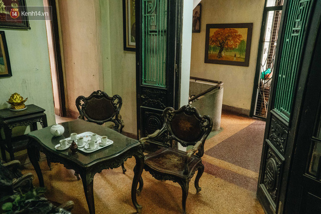 Ngôi nhà 80 năm tuổi, rộng gần 300m2 giữa phố cổ Hà Nội: Trả trăm tỷ không bán, bên trong có hầm chứa được 20 người - Ảnh 21.