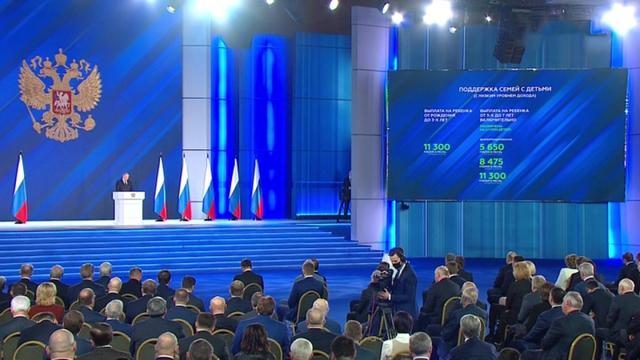 Thông điệp liên bang của Tổng thống Nga với những tầm nhìn phát triển mới  - Ảnh 1.