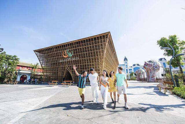 Vingroup khai trương siêu quần thể nghỉ dưỡng, vui chơi, giải trí hàng đầu Đông Nam Á - Phú Quốc United Center - Ảnh 1.