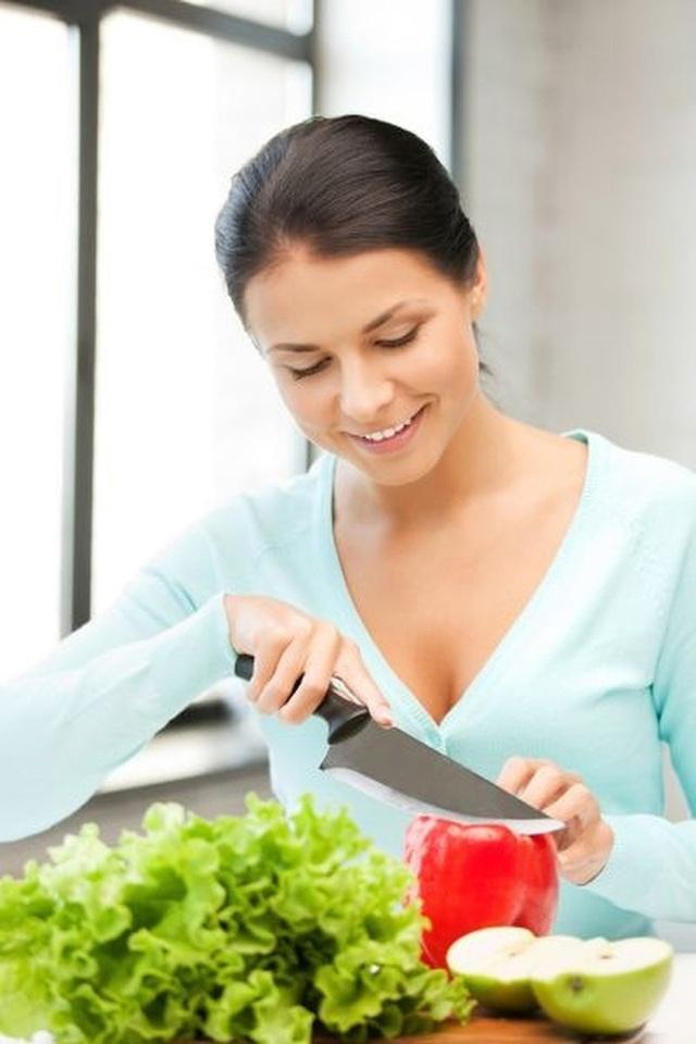 Lời khuyênvề ăn uống và lối sốngđể phòng ngừa ung thư - Ảnh 1.