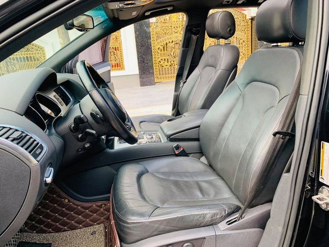 Bỏ 4 tỷ mua Audi Q7 rồi bán giá 1 tỷ, chủ xe vẫn tự tin khẳng định chất lượng xe như đập hộp - Ảnh 5.