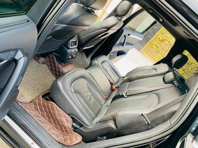 Bỏ 4 tỷ mua Audi Q7 rồi bán giá 1 tỷ, chủ xe vẫn tự tin khẳng định chất lượng xe như đập hộp - Ảnh 6.