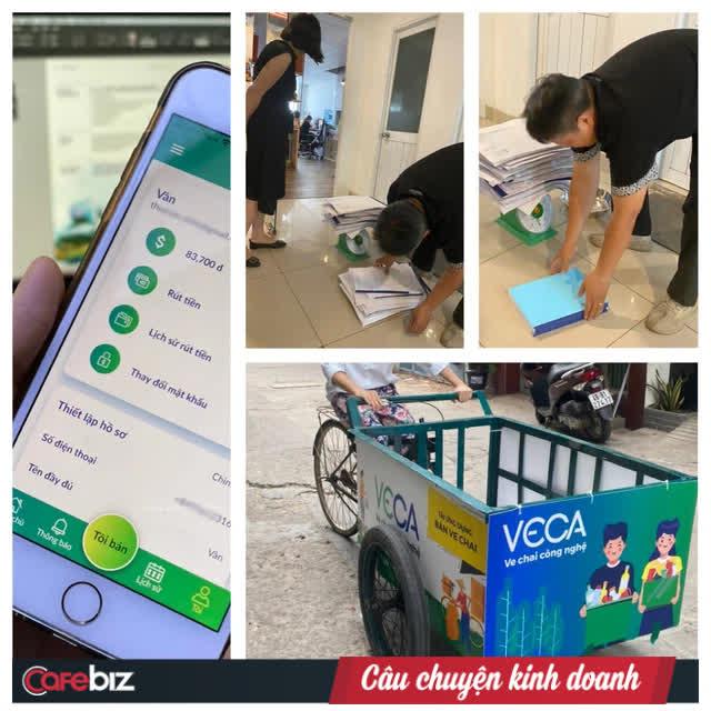 Lần đầu tiên Việt Nam có 've chai công nghệ': Kết nối thu mua qua app như Uber, Grab, nhắm nâng chất lượng nguồn nguyên liệu tái chế - Ảnh 2.