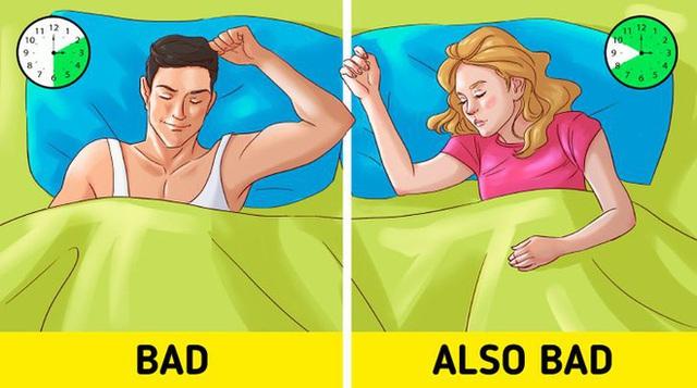 6 bước để tính thời điểm đi ngủ và thức dậy hoàn hảo nhất: Chìa khóa để khỏe mạnh, sống lâu - Ảnh 4.