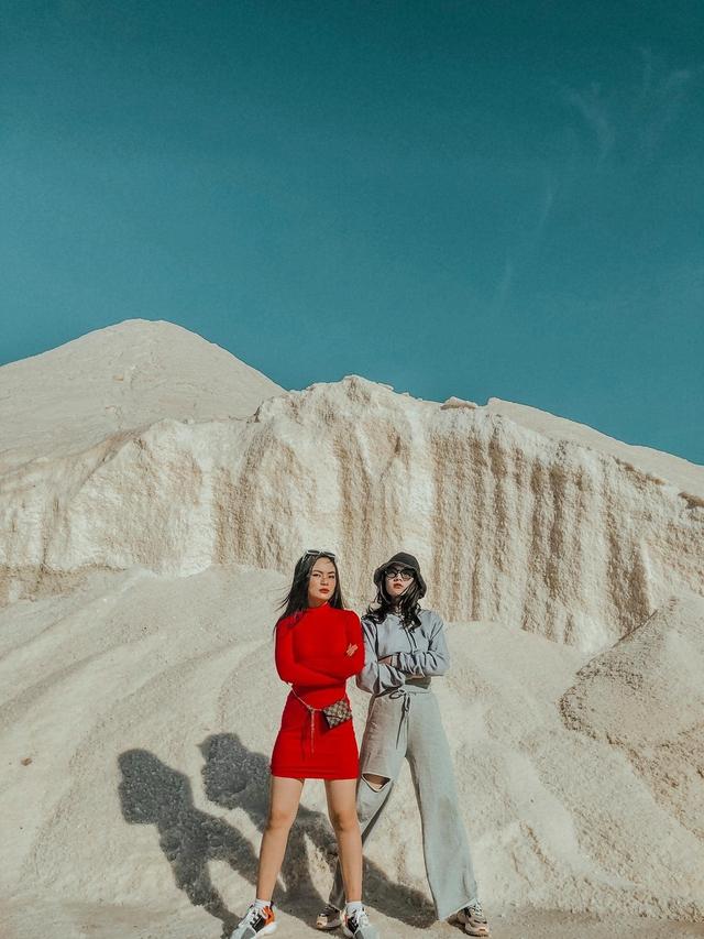 Hè mới lạ của giới trẻ: Trải nghiệm hương mặn mà với 4 cánh đồng muối cực đẹp ở miền Trung - Ảnh 8.