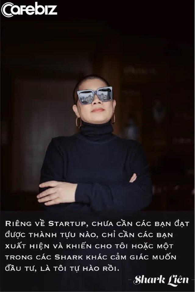 Shark Liên: Kinh doanh không trong sạch, những cảm xúc tiêu cực đeo bám thì dù thành công, bạn sẽ không bao giờ có được hạnh phúc - Ảnh 4.
