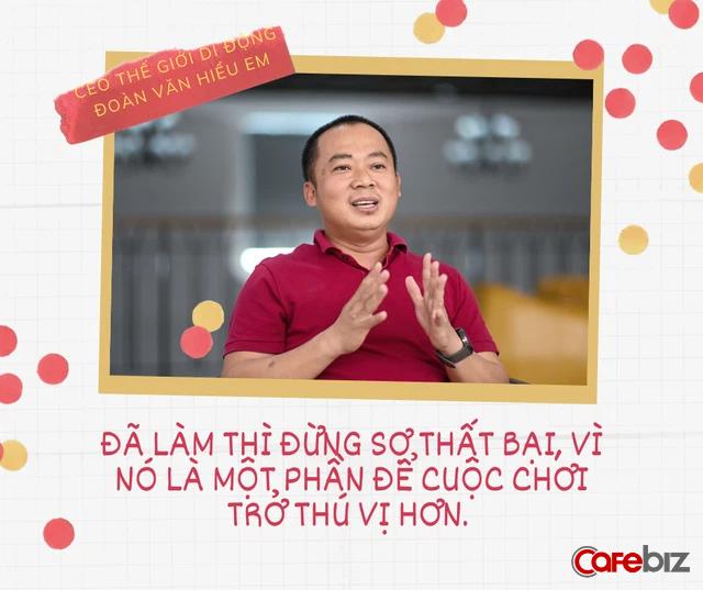 (Thúy- bài 4) Muốn thành công trong kinh doanh, đừng bỏ qua 3 bài học quan trọng của CEO 8X của công ty bán lẻ lớn nhất Việt Nam - Ảnh 1.