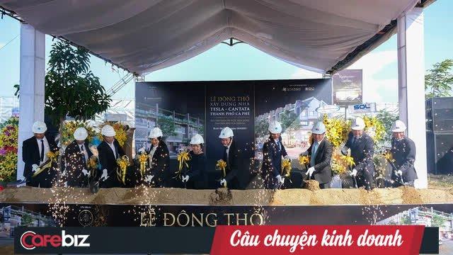 Công ty mới của ông Nguyễn Bá Dương trúng thầu một loạt dự án lớn của Sun Group, Trung Nguyên - Ảnh 1.