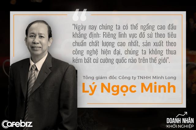 Chuyện khởi nghiệp của vua gốm sứ Minh Long: Từng có lúc phải bỏ gốm để xoay đủ nghề mưu sinh, từ làm kem đánh răng, nấu rượu tới trồng đu đủ - Ảnh 2.