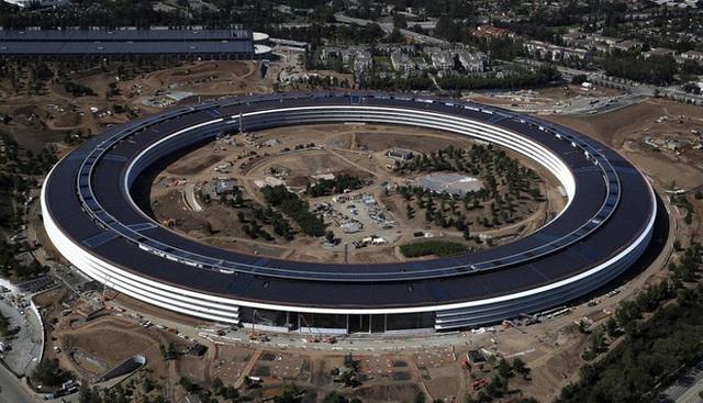 Apple tự hào khoe có 110 đối tác đang sử dụng 100% năng lượng tái tạo, đặt mục tiêu tham vọng hơn vào năm 2030 - Ảnh 1.