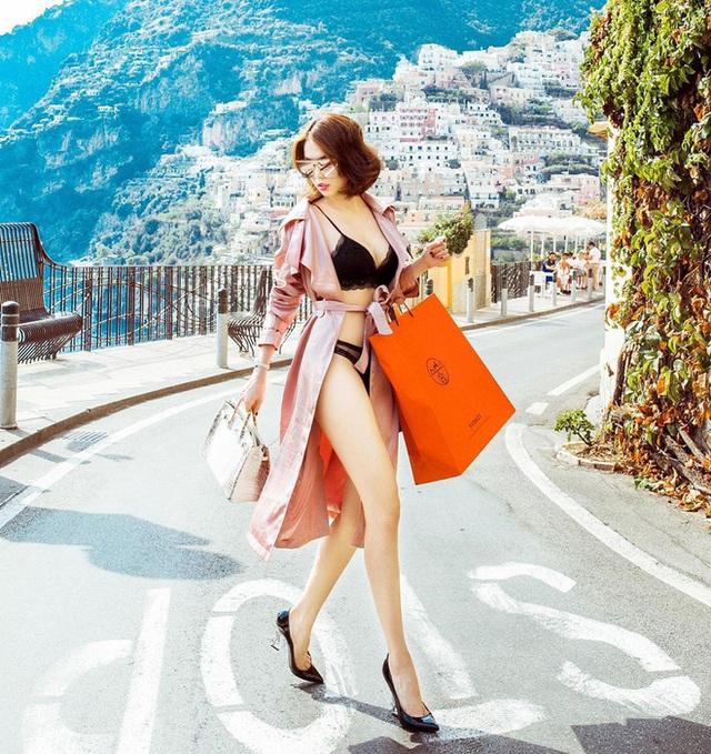 Gia tài Nathan Lee - Ngọc Trinh: Bên có từ villa Beverly Hills 12.000m2 đến bạch dinh 600 tỷ, bên yêu nữ đồ hiệu nức tiếng Vbiz - Ảnh 33.