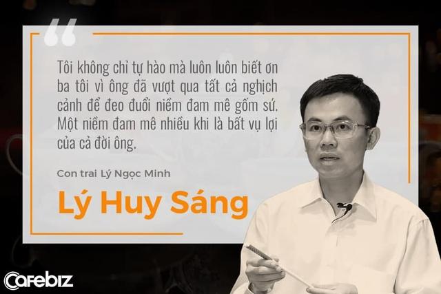 Chuyện khởi nghiệp của vua gốm sứ Minh Long: Từng có lúc phải bỏ gốm để xoay đủ nghề mưu sinh, từ làm kem đánh răng, nấu rượu tới trồng đu đủ - Ảnh 3.