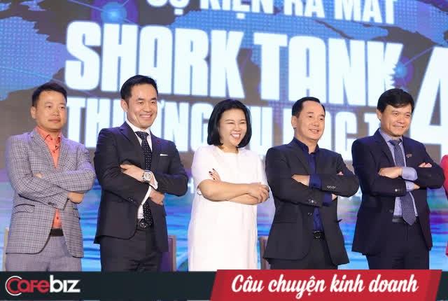 Ừ thì Shark Tank Việt Nam mùa này có 6 Shark, nhưng ai là Shark chính, ai là Shark phụ? - Ảnh 3.