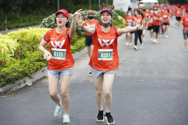 Cặp đôi nhà vô địch ở giải chạy Phu Quoc WOW Island Race 2021: Cung đường đạt 9/10 về độ đẹp, còn độ lãng mạn phải 11/10 - Ảnh 7.