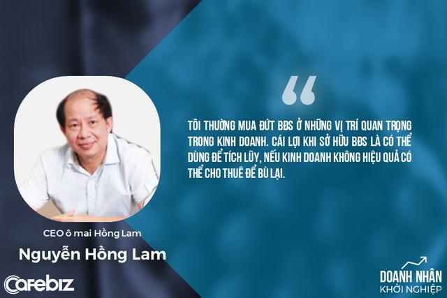 Ông chủ ô mai Hồng Lam: Rời quân ngũ đi khởi nghiệp vì món nợ 20 cây vàng và sở thích mua đứt BĐS ở các vị trí quan trọng trong kinh doanh - Ảnh 3.