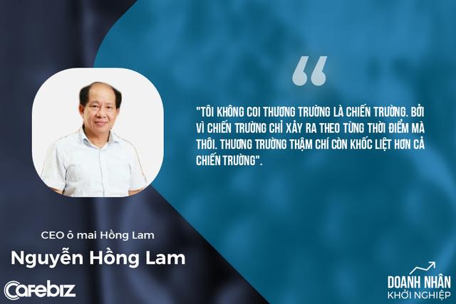 Ông chủ ô mai Hồng Lam: Rời quân ngũ đi khởi nghiệp vì món nợ 20 cây vàng và sở thích mua đứt BĐS ở các vị trí quan trọng trong kinh doanh - Ảnh 4.
