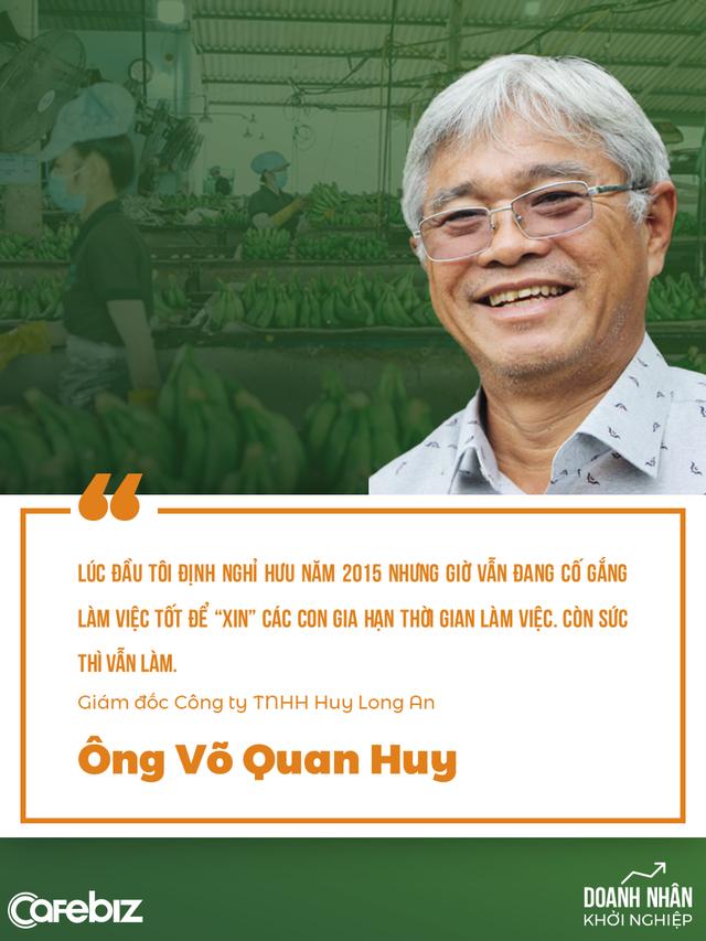 Út Huy - Từ cậu bé 14 tuổi đi cày thuê thành Vua chuối: Hơn 20 lần khởi nghiệp với đủ cây trồng vật nuôi, không đếm hết số lần thất bại - Ảnh 4.