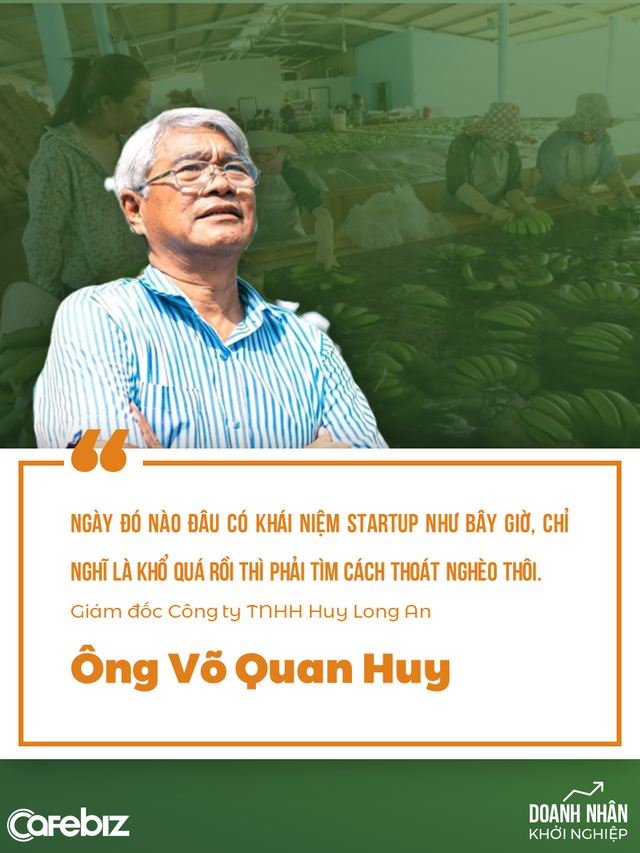 Út Huy - Từ cậu bé 14 tuổi đi cày thuê thành Vua chuối: Hơn 20 lần khởi nghiệp với đủ cây trồng vật nuôi, không đếm hết số lần thất bại - Ảnh 1.