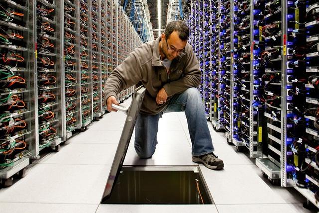 Bên trong trung tâm dữ liệu 'kín cổng cao tường' của Google - Ảnh 2.