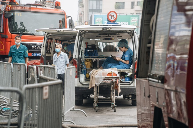 Từ 3 vụ cháy thương tâm, lãnh đạo Cục PCCC đưa ra các kỹ năng ai cũng cần biết: Phải kéo dài sự sống trước khi được cứu sống! - Ảnh 9.