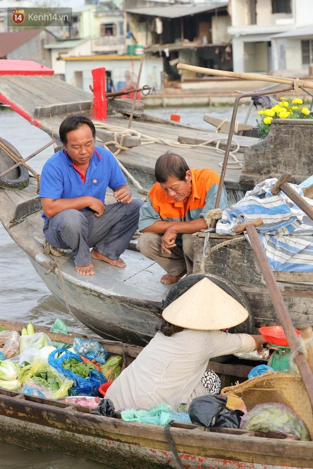 Về chợ nổi Cái Răng ăn bún di động trên sông, vừa được karaoke khuyến mãi: Hát hay hơn chủ là khỏi trả tiền - Ảnh 9.