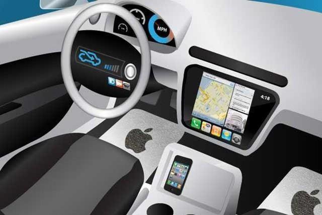 Các hãng xe lớn dè chừng với Apple - Ảnh 2.