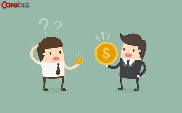 Bạn kiếm được bao nhiêu tiền trong đời, nó sớm đã là số mệnh rồi: cái số mệnh này tiềm tàng trong 4 cấp độ kiếm tiền, giàu hay nghèo đều do bản thân bạn - Ảnh 1.