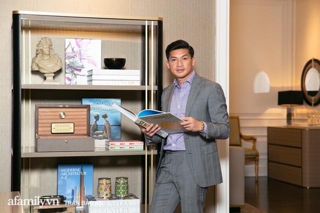 """Yves Huy Phan – CEO 30 tuổi làm chủ đế chế nội thất xa xỉ tiết lộ quá trình """"làm giàu"""" và bí mật mối tình đồng giới với nhà thiết kế nổi tiếng nhất Việt Nam - Ảnh 12."""