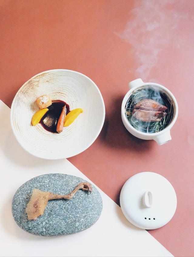Bếp trưởng nhà hàng Hà Nội lọt top 100 châu Á: Bỏ sự nghiệp nước ngoài, về nước với công thức thành công chỉ sau 2 năm - Ảnh 14.