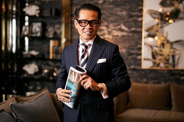 """Yves Huy Phan – CEO 30 tuổi làm chủ đế chế nội thất xa xỉ tiết lộ quá trình """"làm giàu"""" và bí mật mối tình đồng giới với nhà thiết kế nổi tiếng nhất Việt Nam - Ảnh 4."""