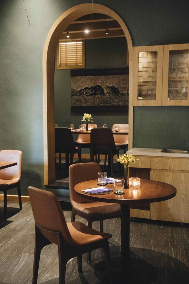 Bếp trưởng nhà hàng Hà Nội lọt top 100 châu Á: Bỏ sự nghiệp nước ngoài, về nước với công thức thành công chỉ sau 2 năm - Ảnh 7.