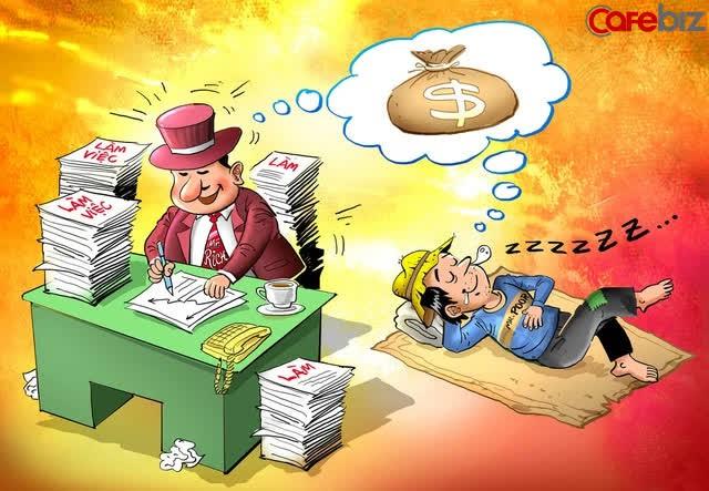 Bạn kiếm được bao nhiêu tiền trong đời, nó sớm đã là số mệnh rồi: cái số mệnh này tiềm tàng trong 4 cấp độ kiếm tiền, giàu hay nghèo đều do bản thân bạn - Ảnh 3.
