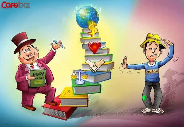 Bạn kiếm được bao nhiêu tiền trong đời, nó sớm đã là số mệnh rồi: cái số mệnh này tiềm tàng trong 4 cấp độ kiếm tiền, giàu hay nghèo đều do bản thân bạn - Ảnh 2.