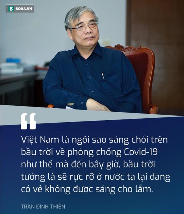 Việt Nam – Đừng vì tăng trưởng cao hơn mà sinh ra ngạo mạn - Ảnh 1.