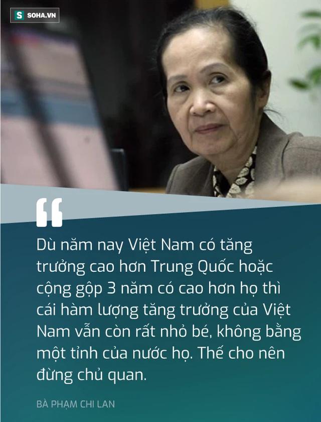 Việt Nam – Đừng vì tăng trưởng cao hơn mà sinh ra ngạo mạn - Ảnh 2.
