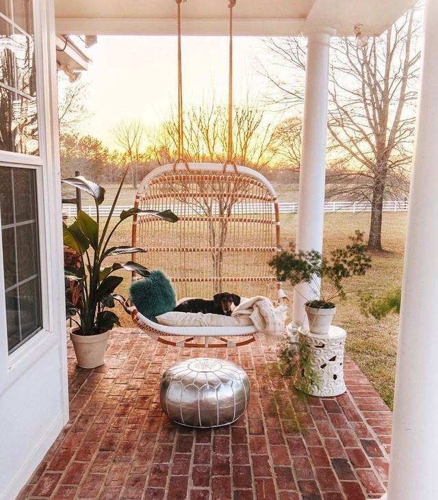 3 ý tưởng hữu ích giúp bạn rất nhanh sở hữu được góc thư giãn ngoài trời chuẩn chỉnh vào mùa hè - Ảnh 2.