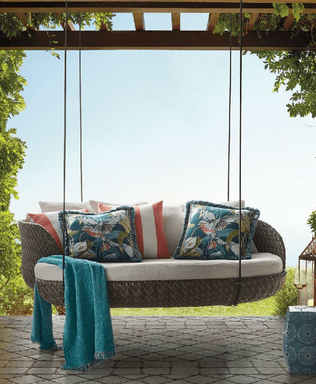 3 ý tưởng hữu ích giúp bạn rất nhanh sở hữu được góc thư giãn ngoài trời chuẩn chỉnh vào mùa hè - Ảnh 3.