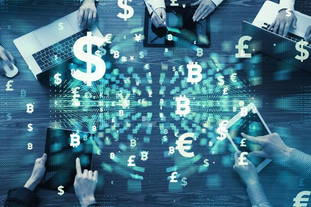 Economist: Tiền số và dấu hiệu ngày tàn của các ngân hàng thương mại? - Ảnh 1.