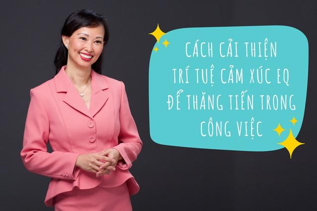 Shark Linh chỉ rõ 5 cách cải thiện trí tuệ cảm xúc để thăng tiến trong công việc - Ảnh 1.