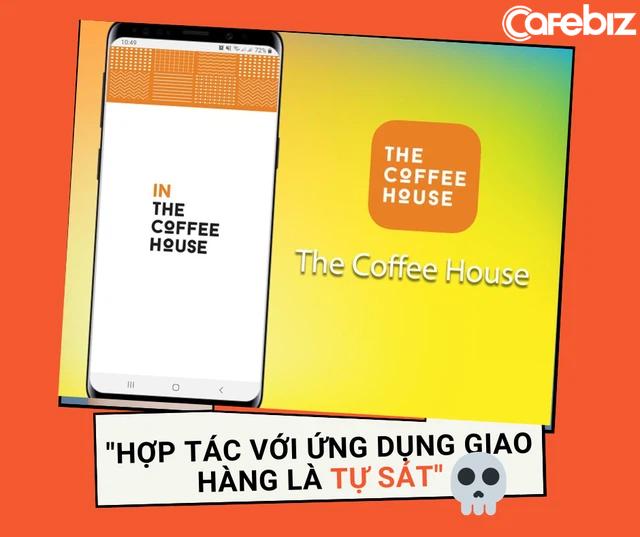 Từng có cựu lãnh đạo cho rằng hợp tác với ứng dụng giao hàng là tự sát, tại sao giờ đây The Coffee House lại xuất hiện trên Baemin? - Ảnh 1.