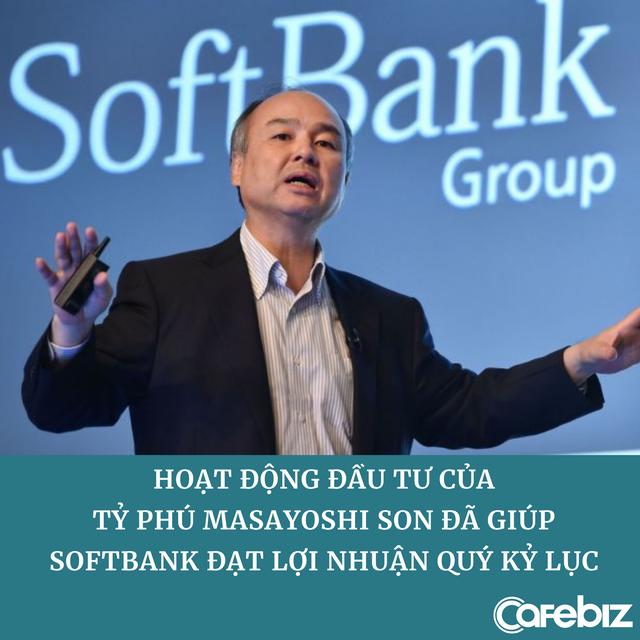 SoftBank lãi chưa từng có, Masayoshi Son vẫn ấm ức vì không được nhà đầu tư đánh giá đúng giá trị - Ảnh 1.