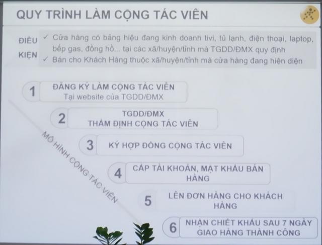 CEO Thế Giới Di Động: Mục tiêu của mô hình cộng tác viên là đánh chiếm nốt 20% thị phần của 30.000 cửa hàng điện thoại nhỏ lẻ ở Việt Nam - Ảnh 1.