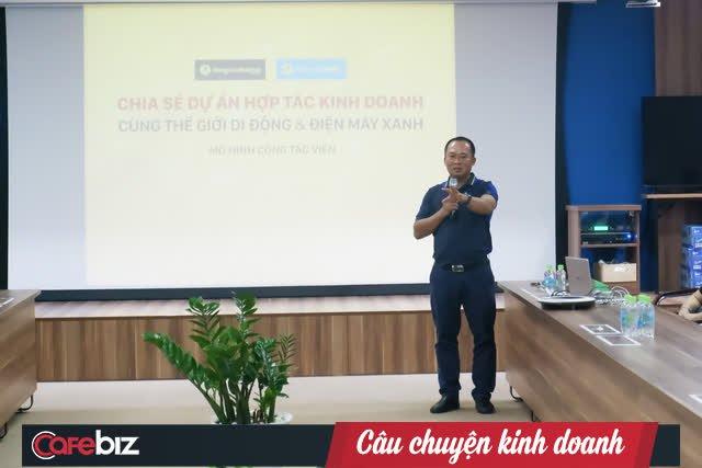 CEO Thế Giới Di Động: Mục tiêu của mô hình cộng tác viên là đánh chiếm nốt 20% thị phần của 30.000 cửa hàng điện thoại nhỏ lẻ ở Việt Nam - Ảnh 2.