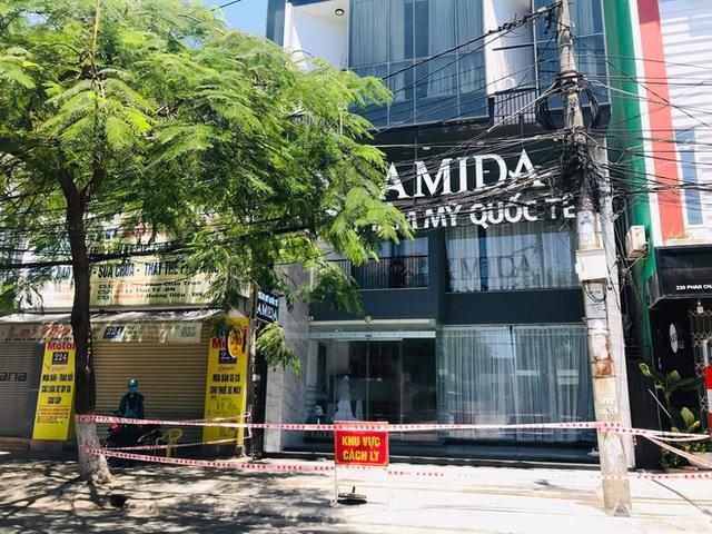 Ổ dịch 41 ca mắc Covid-19: Sẽ khởi tố vụ án hình sự ở thẩm mỹ viện AMIDA - Ảnh 1.