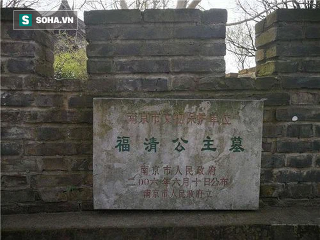 Khai quật lăng mộ con gái Chu Nguyên Chương, đoàn khảo cổ kinh ngạc phát hiện bên trong có người sống 37 năm - Ảnh 2.