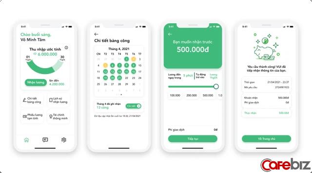 Cựu CEO Uber VN Dũng Đặng vừa gọi thành công 3 triệu USD cho app ứng lương sớm cho người lao động - Ảnh 1.