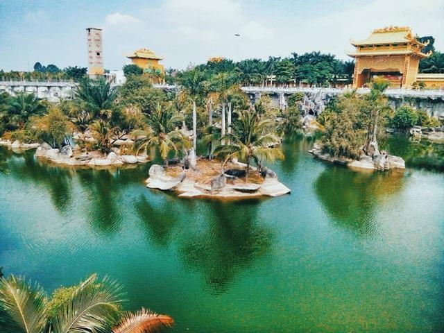 Những kỷ lục gây choáng của khu du lịch Đại Nam - nơi đang là tâm điểm giữa ồn ào của bà Phương Hằng và dàn nghệ sĩ Việt - Ảnh 17.