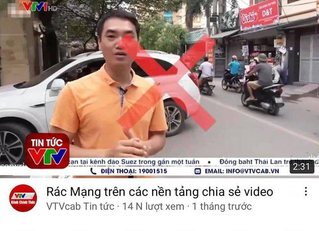 Duy Nến bất ngờ... cám ơn VTV vì đã gỡ bài đăng rác mạng nói về kênh Hà Nội Phố, nhưng YouTube vẫn còn nguyên video? - Ảnh 2.