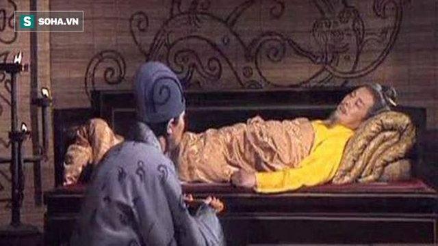 Bí ẩn gây tranh cãi về mộ Lưu Bị: Di hài cả tháng trời vẫn không phân hủy dù qua đời giữa mùa hè? - Ảnh 1.
